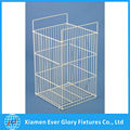 High quality Wire Dump Bin for Displaying Assortment of Products