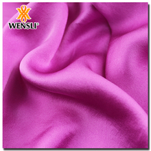 Silk Fabrics Suppliers Plain Dyed Colorful 16 mm 100% Silk Satin Fabric