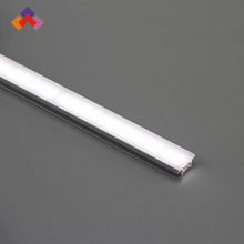 Aluminum led strip channel plastic, aluminiowe led profile for led strip heatsink