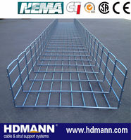 High Quality High Stable Basket Cable Tray and Trunking