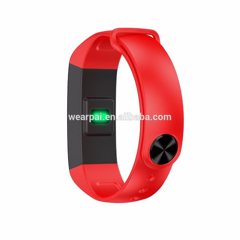 Brand new p1 bluetooth fitness smart band 2017 hot smarty bracelet blood pressure with high quality