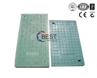 FRP Manhole Cover for Drain, Rain, Cable Protection manhole cover lifting keys