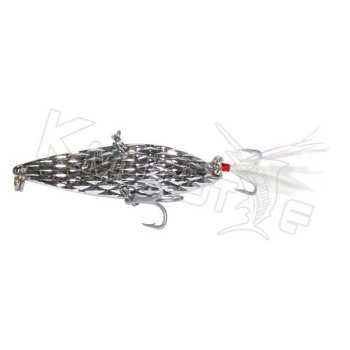 CHH2602 Custom colors spoon lure zinc alloy material for Canada 10g 15g