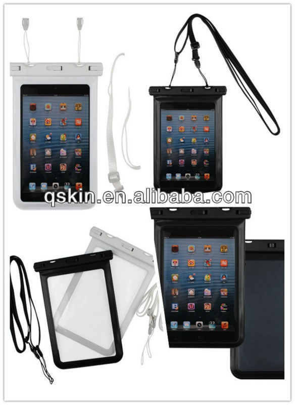 High quality for ipad mini 2 waterproof case
