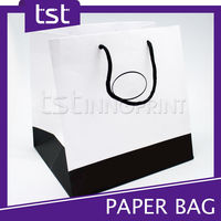 KD024 Quality Premium Unique Printing Paper Fast Food Packaging Bag