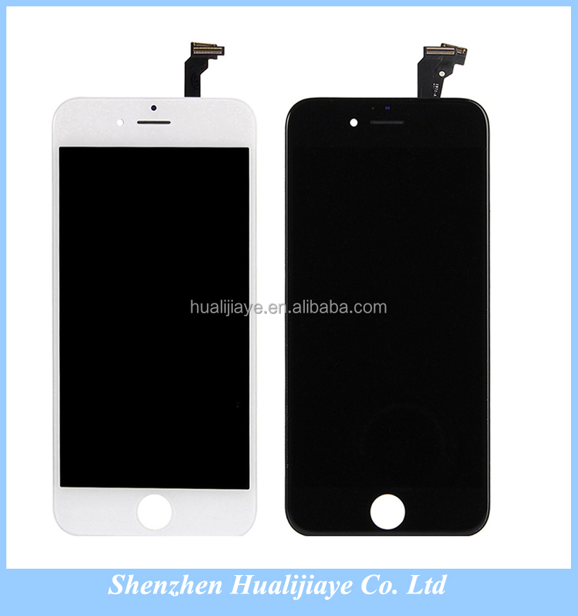 Full tested LCD Digitizer + Touch Screen Display Replacement Assembly For iPhone 6 6G lcd display
