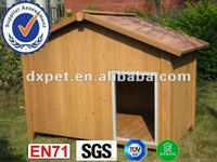 Outdoor Wooden Puppy Cage DXDH003