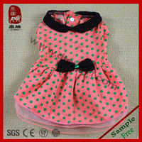 Lovely dog Dress,Summer dog skirt