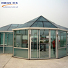 latest design polycarbonate sunroom /sunrooms/outdoor glass room