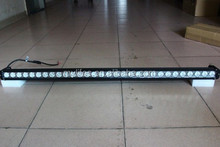 50 inch 300W off road 4x4 led light bar, 10W each Led Light bar Off road ,auto led off road light bar