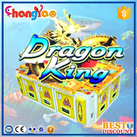 Popular IGS Dragon King Simulator Fishing Shooting Game Machine for Sale
