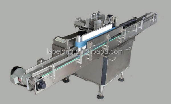Modern manufacture pen adhesive sticker labeling machine