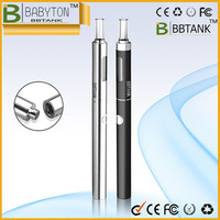 High End! 510 E Cigarette Co2 Hemp Oil Atomizer Cbd Oil Cartridge 510 Glass Cbd Oil Pen