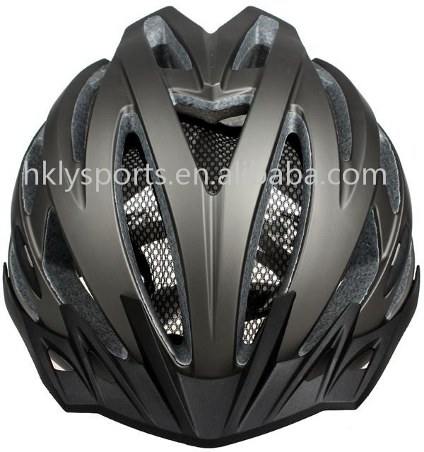 OEM Design In-mold colorful Bike Cycling Helmet Bicycle helmet with flashing LED light