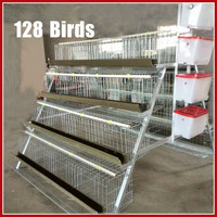 Large Metal Poultry Chicken Houses/Cages With High Reputation And Low Price Sale Online