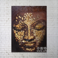 High Quality Buddha Relief Modern Art Paintings