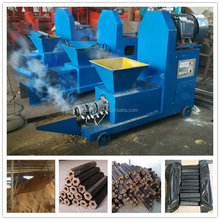 Biomass diesel engine rice husk wood sawdust briquette maker machine price from China supplier for Armenia