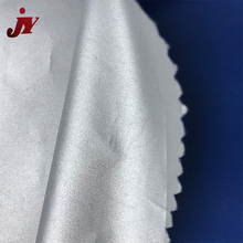 China Supplier Waterproof Silver Coated Polyester Umbrella Fabric