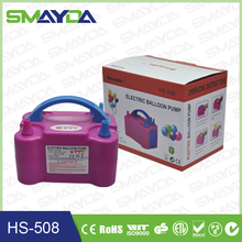 2015 factory supply balloon inflator electric balloon air pump Event & Party Supplies