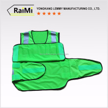 Wholesale promotional cheap reflective vest men