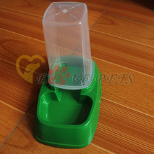 Automatic Feeder food and water in one bowls eco-friendly dog bowl dog dishes dog fanpen cat feeder A1035