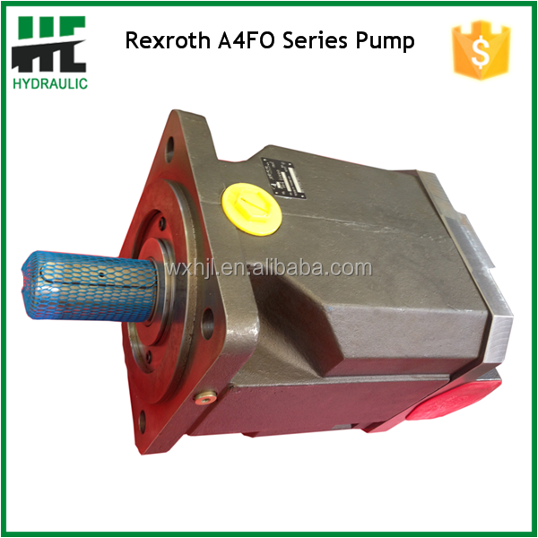 Bosch Rexroth Hydraulic Axial Piston Variable Pump A4FO Series