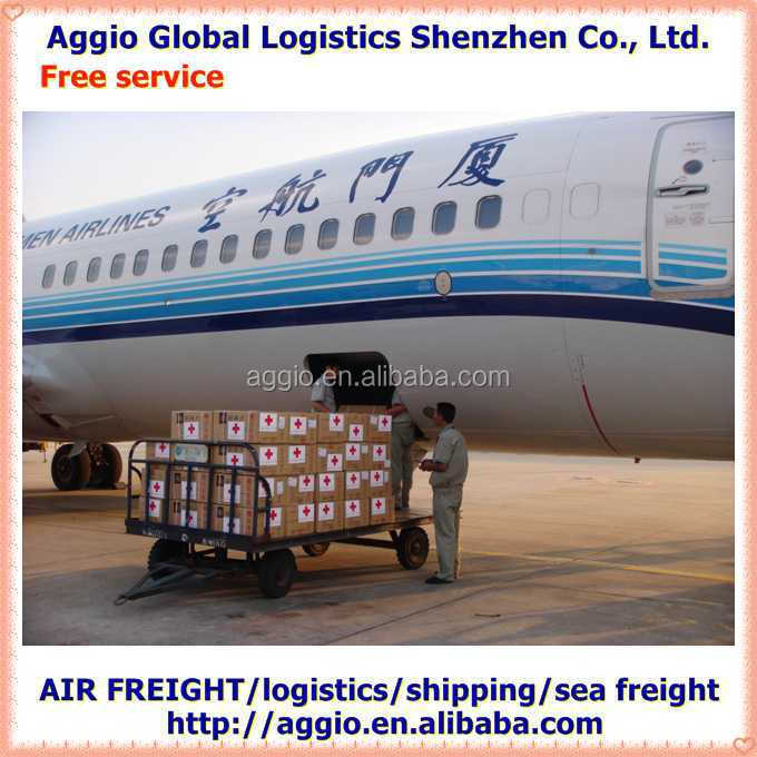 Competitive air freight from China kuala terengganu