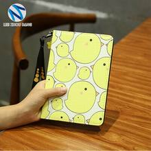 Wholesale smart stay Auto Sleep Wake up Tablet Case PU Leather Case Cover For iPad Mini 4