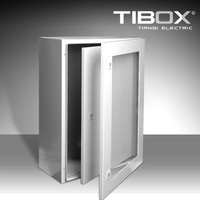 Wall Mount Metal Enclosures With Plexiglass