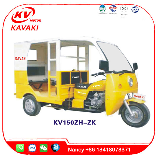 KAVAKI motor Hot selling 3 wheeler tricycle nigeria motorcycle