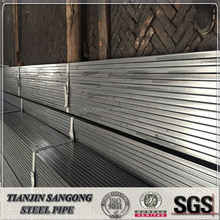Dark ERW annealed steel tube