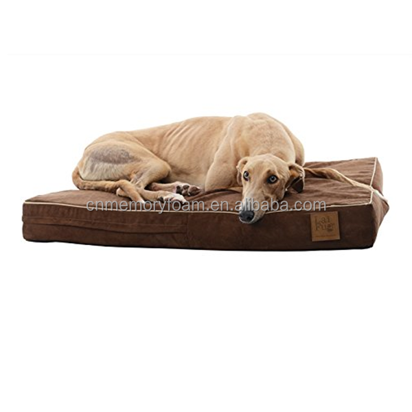 memory foam pet bed,elevated pet bed