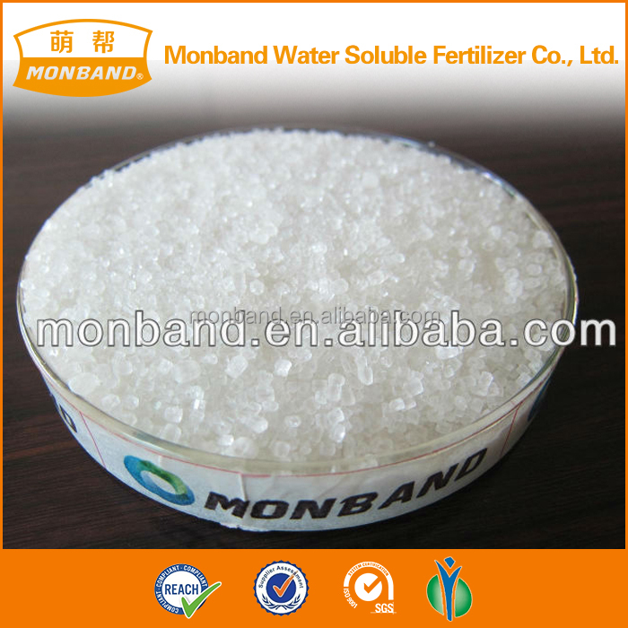 Chemical Magnesium Sulphate Fertilizer for Agriculture