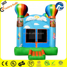 ZZPL Cartoon Theme jumping castle/Little Girl Inflatable bouncy castle For Sale