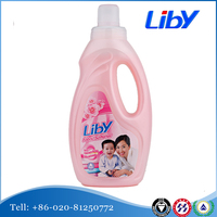 Liby Best Sell Fabric Softener Detergent