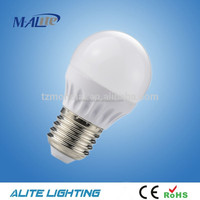 Logo service plastic 5w 7w 9w led bulb smd5730 OEM available