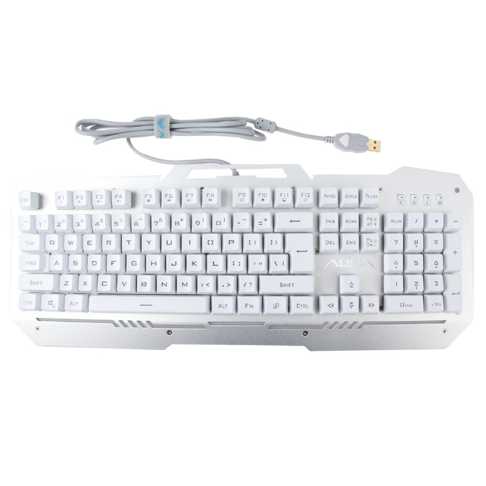 High quality Wired USB Gaming Keyboard with LED Backlight