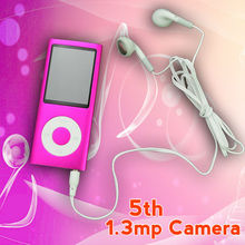 5th Generation 4GB 8GB 16GB camera MP3 mp4 Player 2.2inch Screen Video Radio FM G-Senso