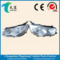 Head lamp/headlight car led lights for citroen new elysee 9675139980