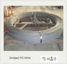 concrete electric pole prestressed concrete pc wire export to Dubai market