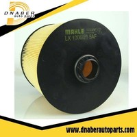 DNABER HIGH FLOW PERFORMANCE AIR FILTER ELEMENT 4F0133843