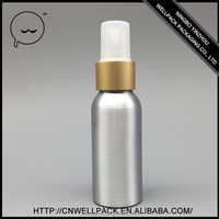 china wholesale 65ml aluminum bottle perfume