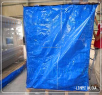 utility polyethylene waterproof insulated tarpaulin tarps
