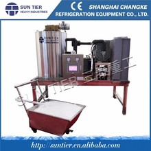 SUN TIER wood fruit crates and mold for cement sculptures flake ice making machine