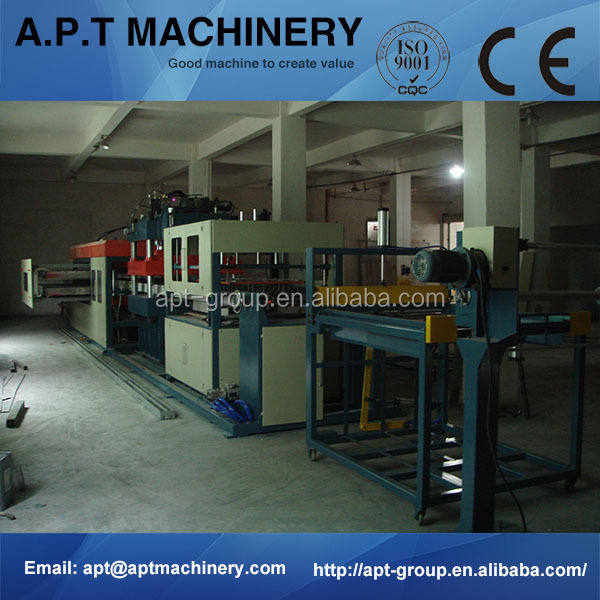 PSP Foam Food Plates/Dishes Making Machine
