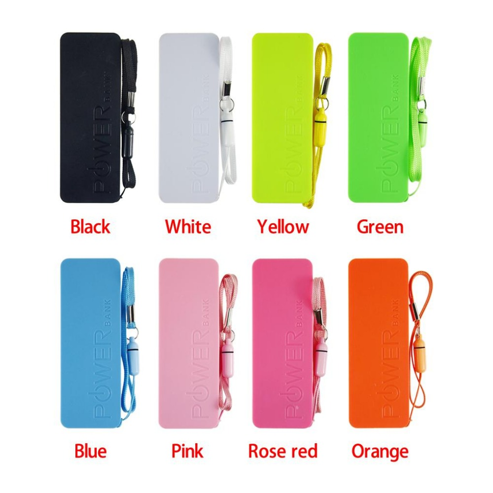 Cheap original made in korea power bank 2600amh best power bank