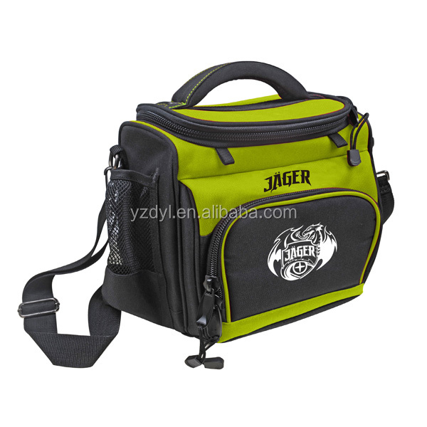 Top quality 1680D polyester thermal lined lunch cooler bag