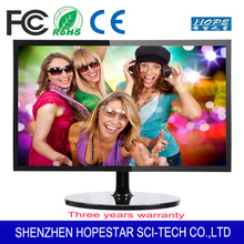 Flip Down LED Backlight Video Monitors 18.5 Inch 16:9 LED Monitor
