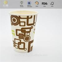 New design cartoon purple paper cup cake molds made in China