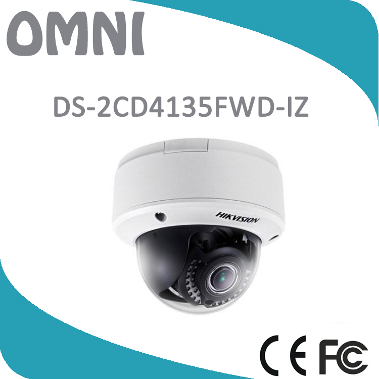 DS-2CD4135FWD-IZ Specification 3MP Best Price Smart IP Speed Indoor Dome Camera
